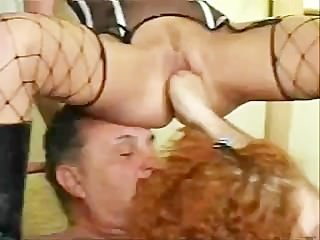 Audrey Hollander Getting Anal Fist And Assfuck