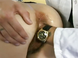 SUPER SEXY BITCH – FUCKED & FISTED BY DOCTOR