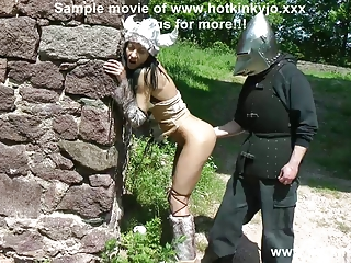 Barbarian & Knight Anal Fisting And Prolapse – Hotkinkyjo