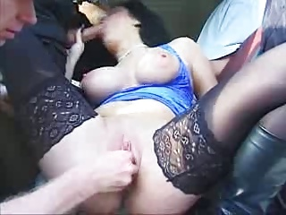 Fisting – Chubby With Perfect Areolas