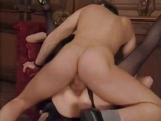 Christiane Gonod Double Anal