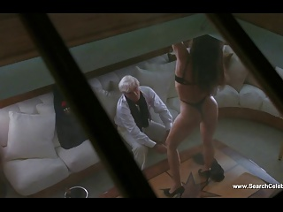 Demi Moore Striping To Nude Topless – Striptease – HD