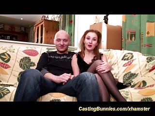 French Anal Fist Casting Video