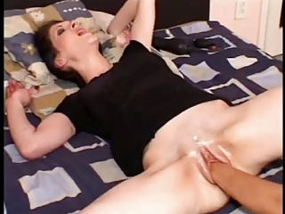 Hot Pussy Fisting