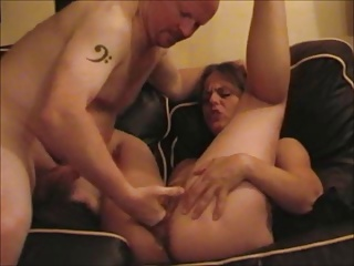 British Ex-GF Milf – Fisting And Squirting For Me