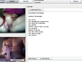 Chatroulette Girl Fisting Her Pussy