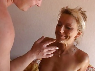 Housewife Gets Fisted And Fucked By A Young Cock