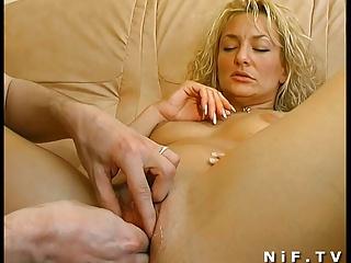 French Babe Fisted And Sodomized