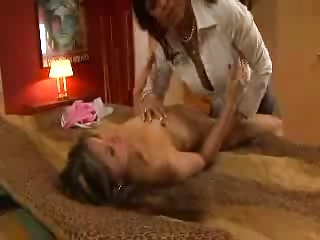 Mature Woman Seduces Skinny Young Girl…F70