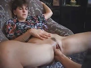 Fisting Till She Squirts