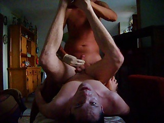 My Straight Friend Fucked And Fisted Me
