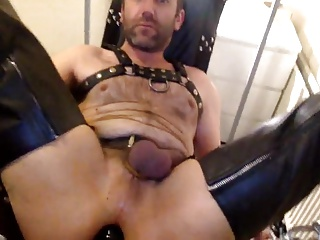 Fisted In Sling