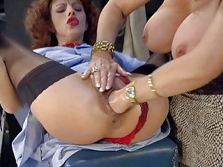 Cute Mature – Huge Toy – Fisting