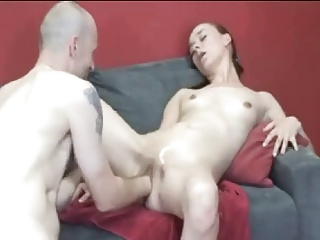 Amateur – Skinny German Mature Fisted