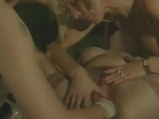 Piss Mature Lesbian Trio Licking And Pissing