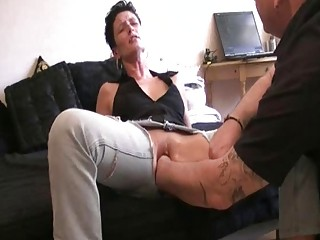 Extreme Monster Cunt Fisted Amateur Housewife