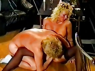 German Blonde In Vintage Porn  Inferno Productions