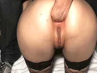 Extreme Anal Fisting And Bottle Fucked Slut